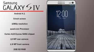 Specifications-In-Samsung-Galaxy-S45