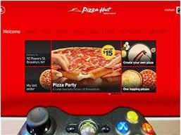 xbox and pizza hut